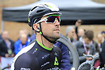 Bernhard Eisel (AUT) Team Dimension Data at sign on before the start of the 2017 Strade Bianche running 175km from Siena to Siena, Tuscany, Italy 4th March 2017.<br /> Picture: Eoin Clarke | Newsfile<br /> <br /> <br /> All photos usage must carry mandatory copyright credit (&copy; Newsfile | Eoin Clarke)