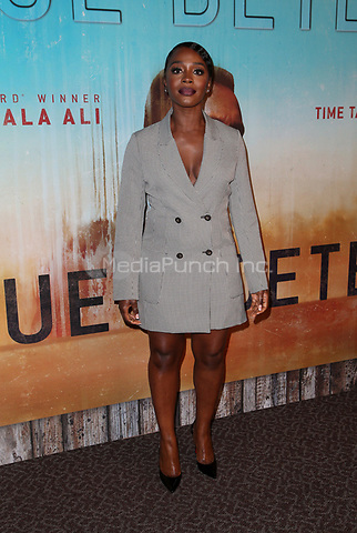 LOS ANGELES, CA - JANUARY 10: Deborah Ayorinde, at the Los Angeles Premiere of HBO's True Detective Season 3 at the Directors Guild Of America in Los Angeles, California on January 10, 2019. Credit: Faye Sadou/MediaPunch