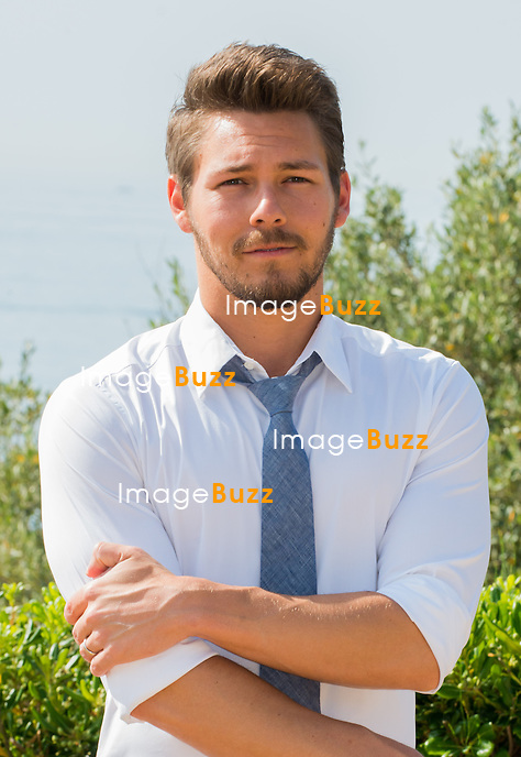 US actor Scott Clifton poses during a photocall for the TV show 'The Bold and the Beautiful' as part of the 54th Monte-Carlo Television Festival on June 8, 2014 in Monaco.
