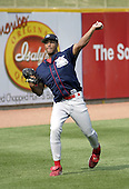 June 7, 2004:  Pitcher Joe Wilson of the Lakewood Blueclaws, Low-A South Atlantic League affiliate of the Philadelphia Phillies, during a game at Classic Park in Eastlake, OH.  Photo by:  Mike Janes/Four Seam Images