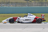 2017 F4 US Championship<br /> Rounds 1-2-3<br /> Homestead-Miami Speedway, Homestead, FL USA<br /> Saturday 8 April 2017<br /> #19 Timo Reger, winner of two of the three races this weekend<br /> World Copyright: Dan R. Boyd/LAT Images