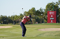 Oliver Wilson (ENG) on the 8th fairway during Round 2 of the Abu Dhabi HSBC Championship 2020 at the Abu Dhabi Golf Club, Abu Dhabi, United Arab Emirates. 17/01/2020<br /> Picture: Golffile   Thos Caffrey<br /> <br /> <br /> All photo usage must carry mandatory copyright credit (© Golffile   Thos Caffrey)