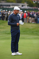 Bryson DeChambeau (USA) looks over his chip shot on 6 during round 2 of the 2019 US Open, Pebble Beach Golf Links, Monterrey, California, USA. 6/14/2019.<br /> Picture: Golffile | Ken Murray<br /> <br /> All photo usage must carry mandatory copyright credit (© Golffile | Ken Murray)