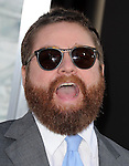 Zach Galifianakis at Warner Bros Pictures' L.A. Premiere of The Hangover Part 2 held at The Grauman's Chinese Theatre in Hollywood, California on May 19,2011                                                                               © 2011 Hollywood Press Agency