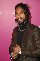 LOS ANGELES, CA - NOVEMBER 4: Miguel at The 2018 Alma Awards at the LA Live Event Deck in Los Angeles, California on November 4, 2018. <br /> CAP/MPI/FS<br /> &copy;FS/MPI/Capital Pictures