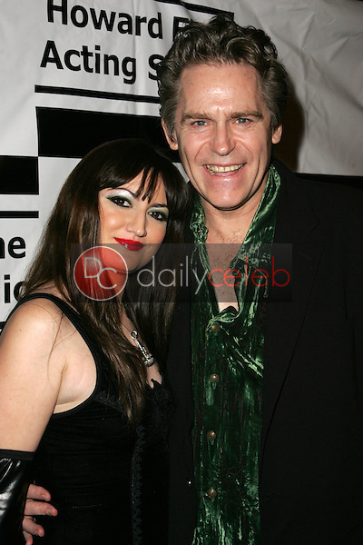 Vikki Lizzi and Jeff Conway<br />