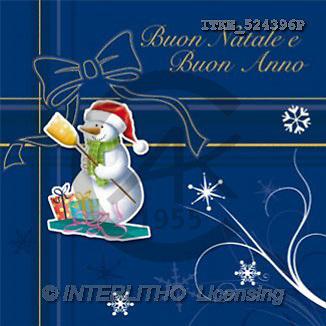 Isabella, CHRISTMAS SANTA, SNOWMAN, paintings(ITKE524396,#X#) Weihnachtsmänner, Schneemänner, Weihnachen, Papá Noel, muñecos de nieve, Navidad, illustrations, pinturas