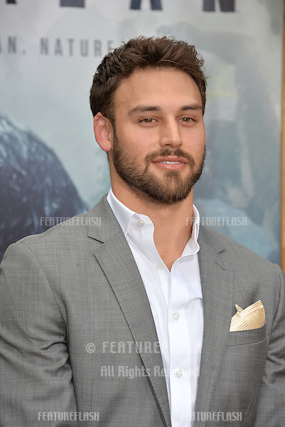 LOS ANGELES, CA. June 27, 2016: Actor Ryan Guzman at the world premiere of &quot;The Legend of Tarzan&quot; at the Dolby Theatre, Hollywood.<br /> Picture: Paul Smith / Featureflash