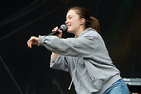 21st July 2019: Sigrid plays the third day of the 2019 Latitude Festival at Henham Park, Suffolk