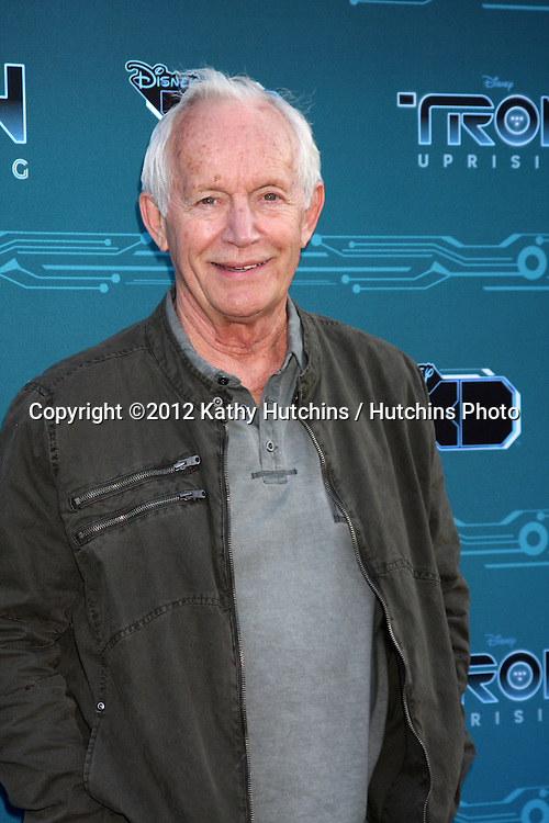 "LOS ANGELES - MAY 12:  Lance Henriksen arrives at the Disney XD's ""TRON: Uprising"" Press Event and Reception at DisneyToon Studios/Disney Television Animation on May 12, 2012 in Glendale, CA"