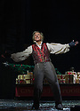 London, UK. 31.10.2012. Bill Kenwright presents Tommy Steele in SCROOGE, the musical, at the London Palladium. Picture shows:  Tommy Steele (Ebenezer Scrooge). Photo credit: Jane Hobson.
