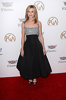 LOS ANGELES - JAN 20:  Holly Hunter at the Producers Guild Awards 2018 at the Beverly Hilton Hotel on January 20, 2018 in Beverly Hills, CA