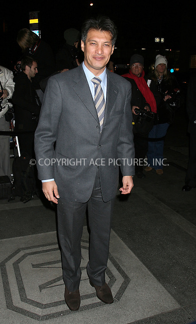 WWW.ACEPIXS.COM . . . . .  ....February 9 2010, New York City....Frederic Fekkai arriving at a Chanel party for Vanessa Paradis and Rouge COCO at the Mark hotel on February 9, 2010 in New York City.....Please byline: PHILIP VAUGHAN - ACE PICTURES.... *** ***..Ace Pictures, Inc:  ..Philip Vaughan (212) 243-8787 or (646) 679 0430..e-mail: info@acepixs.com..web: http://www.acepixs.com