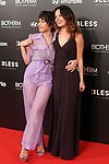 Spanish actresses Greta Fernandez (l) and Anna Castillo attend the InStyle 15th anniversary party at Bless Hotel on December 03, 2019 in Madrid, Spain.(ALTERPHOTOS/ItahisaHernandez)