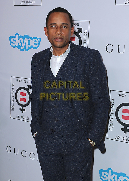 BEVERLY HILLS, CA - NOVEMBER 3:  Hill Harper at the Equality Now &quot;Make Equality Reality&quot; Event at the Montage Hotel on November 3, 2014 in Beverly Hills, California.  <br /> CAP/MPI/PGSK<br /> &copy;PGSK/MediaPunch/Capital Pictures