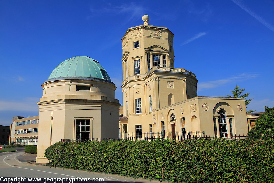 The Radcliffe Observatory building, University of Oxford, England, UK