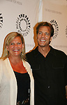 Kim Zimmer & Bradley Coleat the Goodbye to Guiding Light, 72 Years Young on August 19, 2009 at the Paley Center for Media, NYC, NY. (Photo by Sue Coflin/Max Photos)
