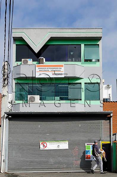 Hospital Veterinário Público, no bairro do Tatuapé, São Paulo - SP, 05/2014.