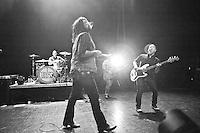 DETROIT, MI - OCTOBER 7: Taking Back Sunday in concert at The Fillmore in Detroit, Michigan. October 7, 2012. ©Joe Gall/MediaPunch Inc.