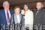 Enjoying themselves at the Kerry Holstein Friesian Breeders Club Annual Social held in The Ballyroe Heights Hotel on Friday night were l/r Sean & Mary Shanahan from The Spa and Maureen & Tim Fitzmaurice from Ballyduff................................................................................................................................................................................................................................................................................................................................................................................................................................................................................................................................................................................................................................... ........................
