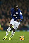 Romelu Lukaku of Everton during the English Premier League match at Goodison Park Stadium, Liverpool. Picture date: December 13th, 2016. Pic Simon Bellis/Sportimage