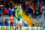 Conor O'Shea South Kerry in action against  Kerins O'Rahillys in the Kerry Senior Football Championship Semi Final at Fitzgerald Stadium on Saturday.