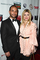LOS ANGELES - FEB 9:  George Papadopoulos, Simone Papadopoulos at the 5th Annual Roger Neal & Maryanne Lai Oscar Viewing Dinner at the Hollywood Museum on February 9, 2020 in Los Angeles, CA