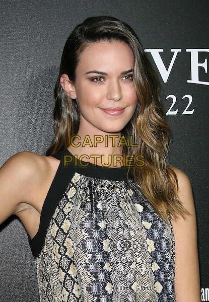 27 February 2014 - West Hollywood, California - Odette Annable. Hollywood Domino&rsquo;s 7th Annual Pre-Oscar Charity Gala held at Sunset Tower Hotel. <br /> CAP/ADM/<br /> &copy;AdMedia/Capital Pictures