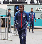 07.08.2019 FC Midtjylland and Rangers pressers: Joe Aribo