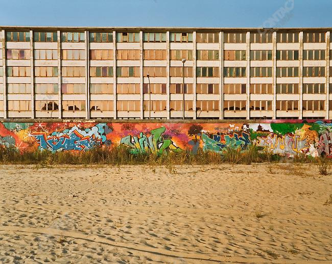 West Side Gallery, Berlin, Germany, August 2004