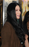 "WESTWOOD, CA - JULY 06: Cher arrives to the ""Zookeeper"" Los Angeles Premiere at Regency Village Theatre on July 6, 2011 in Westwood, California."
