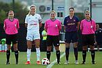 FC Barcelona vs Montpellier HSC: 1-2.<br /> Linda Sembrant, Victoria Petrova &amp; Vicky Losada.