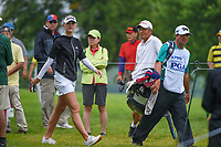 Jessica Korda (USA) heads to the tee on 3 during round 4 of the KPMG Women's PGA Championship, Hazeltine National, Chaska, Minnesota, USA. 6/23/2019.<br /> Picture: Golffile | Ken Murray<br /> <br /> <br /> All photo usage must carry mandatory copyright credit (© Golffile | Ken Murray)
