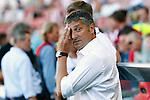 Nederland, Eindhoven, 18 augustus 2012.Seizoen 2012-2013.PSV-Roda JC.Ruud Brood, trainer-coach van Roda JC