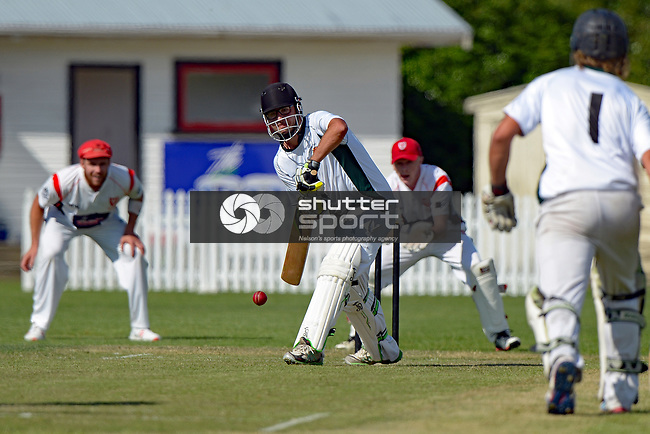 NELSON, NEW ZEALAND December 15: WTTU v Stoke Nayland at Jubilee, Nelson, New Zealand. Saturday 15 December 2018 (Photos by: Barry Whitnall Photography