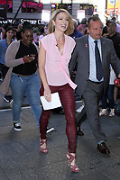 NEW YORK, NY - OCTOBER 5: Amy Robach on the set of Good Morning America in New York City on October 5, 2018. <br /> CAP/MPI/RW<br /> ©RW/MPI/Capital Pictures