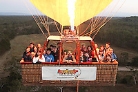 20130817 17 August Hot Air Balloon Cairns