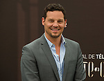 "Justin Chambers ""Greys Anatomy"" attends photocall at the Monte Carlo Beach Hotel on June 10, 2014 in Monte-Carlo, Monaco."
