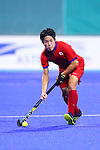 Seren Tanaka (JPN), <br /> SEPTEMBER 1, 2018 - Hockey : <br /> Men's Final match between <br /> Japan 6-6(3-1) Malaysia <br /> at Gelora Bung Karno Hockey Field <br /> during the 2018 Jakarta Palembang Asian Games <br /> in Jakarta, Indonesia. <br /> (Photo by Naoki Nishimura/AFLO SPORT)