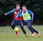 Rob Kiernan and Michael O'Halloran