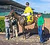 Wild Cheers winning at Delaware Park on 9/15/16