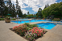 RD- Fairmont Le Manoir Richelieu Pool & Spa, Charlevoix Quebec CA 7 14