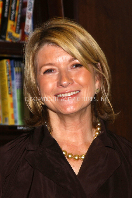 WWW.ACEPIXS.COM . . . . . ....NEW YORK, OCTOBER 11, 2005....Martha Stewart in Barnes and Noble Union Square for her book signing... ..Please byline: KRISTIN CALLAHAN - ACE PICTURES.. . . . . . ..Ace Pictures, Inc:  ..Craig Ashby (212) 243-8787..e-mail: picturedesk@acepixs.com..web: http://www.acepixs.com