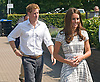 """CATHERINE, DUCHESS OF CAMBRIDGE AND PRINCE HARRY.attend the sports-themed event, to launch the Coach Core programme, a partnership between their Foundation and Greenhouse at Bacon's College, South London_19/07/2012.Mandatory credit photo: ©Dias/NEWSPIX INTERNATIONAL..(Failure to credit will incur a surcharge of 100% of reproduction fees)..                **ALL FEES PAYABLE TO: """"NEWSPIX INTERNATIONAL""""**..IMMEDIATE CONFIRMATION OF USAGE REQUIRED:.Newspix International, 31 Chinnery Hill, Bishop's Stortford, ENGLAND CM23 3PS.Tel:+441279 324672  ; Fax: +441279656877.Mobile:  07775681153.e-mail: info@newspixinternational.co.uk"""