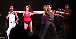 The ensemble from A CHORUS LINE<br />