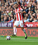 Jese of Stoke City during the premier league match at the Britannia Stadium, Stoke. Picture date 19th August 2017. Picture credit should read: Robin Parker/Sportimage