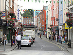 Shop Street<br /> <br /> Picture: Fran Caffrey www.newsfile.ie