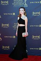 PASADENA - APR 30: Courtney Grosbeck at the 44th Daytime Emmy Awards at the Pasadena Civic Center on April 30, 2017 in Pasadena, California