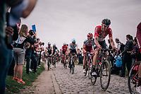 Marcel Sieberg (DEU/Lotto-Soudal) <br /> <br /> 116th Paris-Roubaix (1.UWT)<br /> 1 Day Race. Compi&egrave;gne - Roubaix (257km)