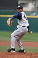 Syracuse Sky Chiefs Francisco Rosario during an International League game at Dunn Tire Park on April 27, 2006 in Buffalo, New York.  (Mike Janes/Four Seam Images)